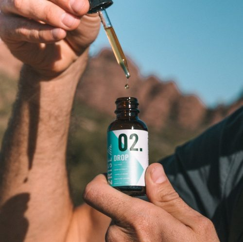 thc-free-tincture-in-mans-hand-2rise-naturals