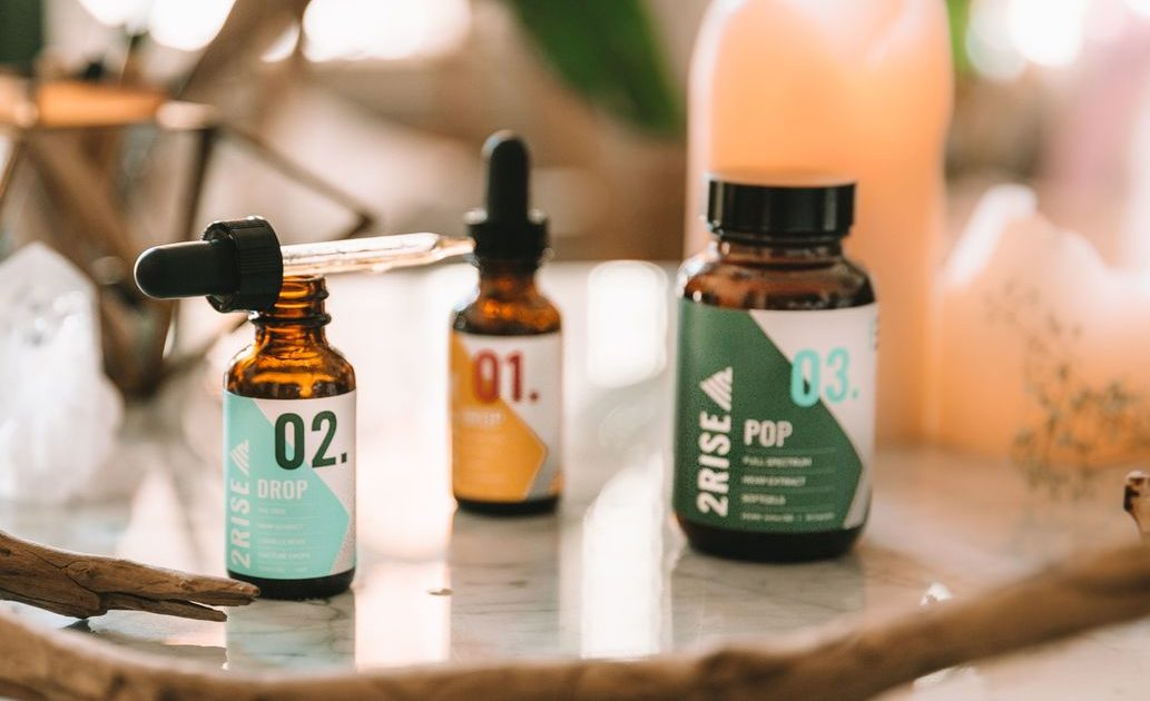 CBD Oil Products | 2Rise Naturals