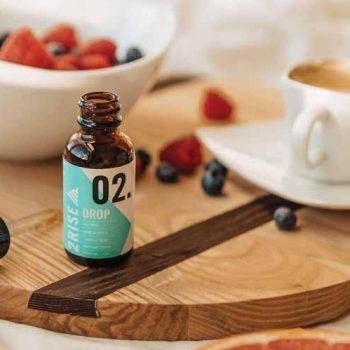 THC Free CBD Oil | 2Rise Naturals