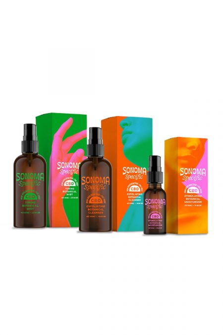 CBD Skin Care Regimen Pack