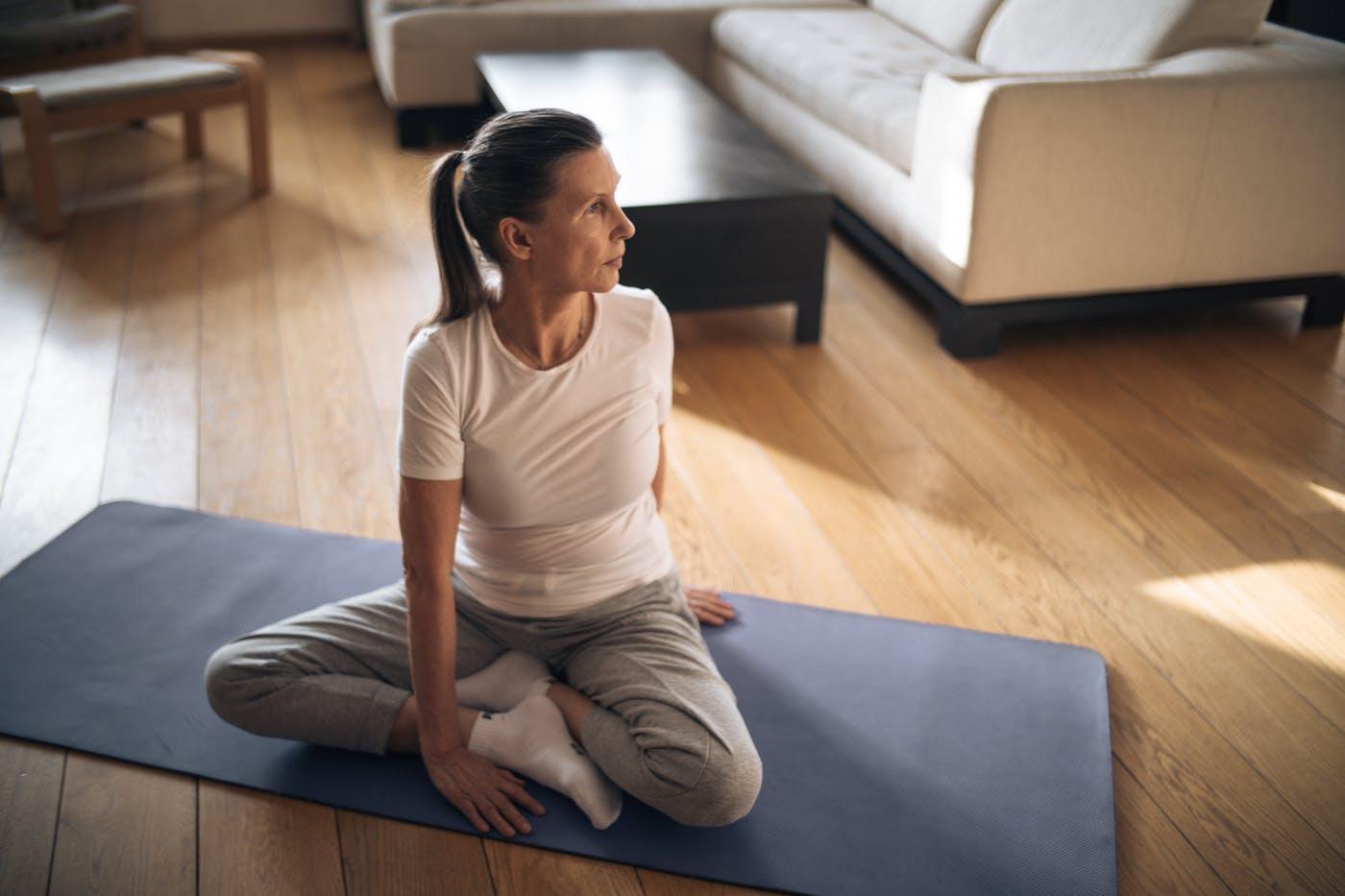 Yoga + CBD = Happy Joints